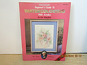 Plaid Craft A Beginner's Guide To Watercoloring #8461