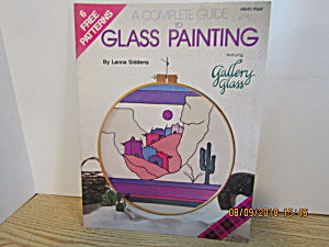Plaid Book Complete Guide To Glass Painting #8543