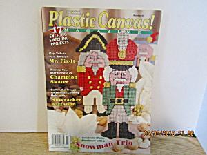 Vintage Plastic Canvas Magazine Nov/Dec 1999 #65 (Image1)