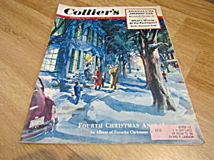 Vintage Collier's Magazine December 27, 1952 (Image1)