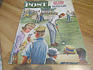 Vintage Magazine Saturday Evening Post July 2, 1960