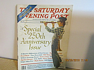 Saturday Evening Post Special 250th Anniversary Issue
