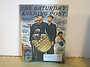 The Saturday Evening Post July/aug 2003