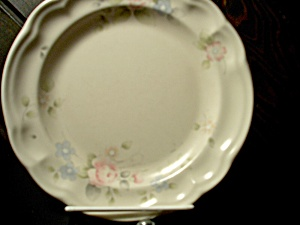Pfaltzgraff Tea Rose Bread Plate