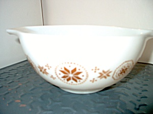 Vintage Pyrex Town & Country 1.5 Qt. Nesting Bowl
