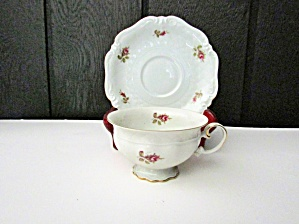 Royal Coburg, 010775 Cup And Saucer