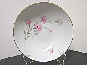 Royal Court Carnation Serving Bowl