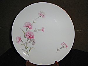 Royal Court Carnation Salad Plate