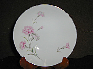 Royal Court Carnation Set Of 4 Bread/dessert Plates