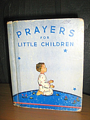 Prayers For Little Children Rand Mcnelly