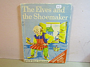 Mcnally Elf Book The Elves And The Shoemaker