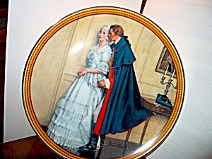Rockwell Plate The Unexpected Proposal