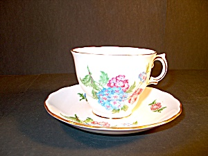 Bone China Royal Vale Cup And Saucer