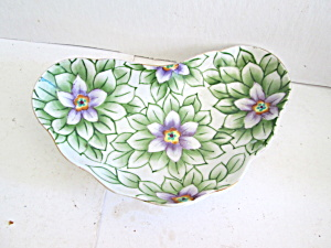Andrea By Sadek Hand Painted Bone Dish