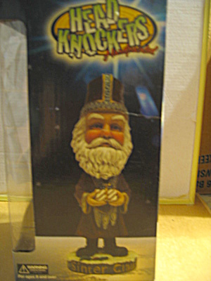 Santas Around The World Head Knocker Dutch