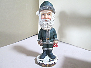 Santas Around The World Head Knocker Italy