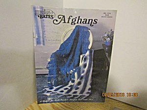 Susan Bates Afghans To Knit Or Crochet #17310