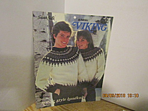 Susan Bates Patons Viking His & Hers Sweaters #17620