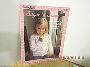 Susan Bates Sugar'n Spice Girls Sweaters #17665