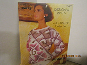 Susan Bates Designer Knits Il Punto Collection #17752