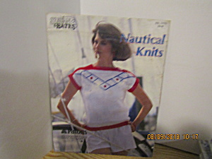 Susan Bates Patons Nautical Knits Sweaters #17772