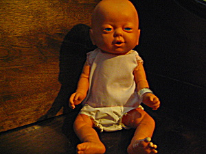 "12"" New Born Girl Baby Doll"