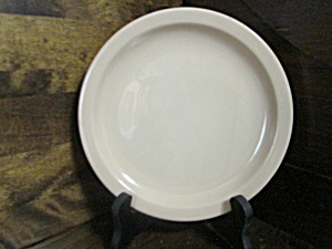 Vintage Syracuse China Adobe Smooth Rim Salad Plate