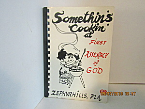 Somethin's Cookin 'At  First Assembly Of God (Image1)