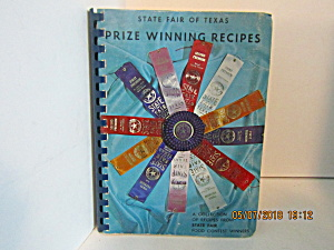 State Fair Of Texas Prize Winning Recipes