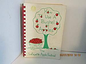 How To Use A Bushel Of Apples LaFayette Festival (Image1)