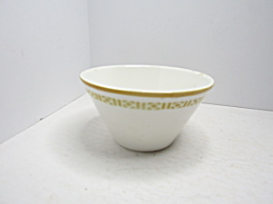 Vintage Syracuse China Honeycomb Open Sugar Bowl