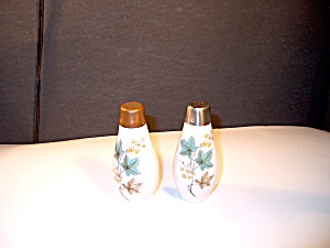 Syracuse China Woodbine Salt & Pepper Shaker
