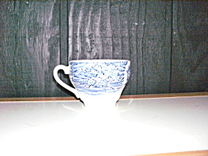 Liberty Blue Historic Colonial Scene Cup