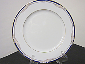 Stokes Formal Golden Swirl 11 In. Dinner Plate