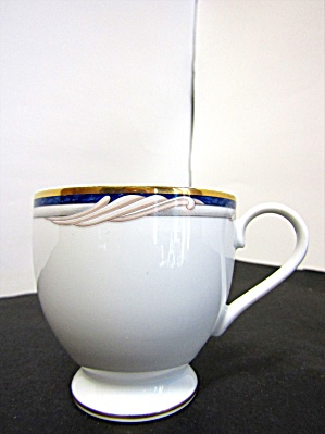 Stokes Formal Golden Swirl Cup