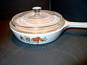 Corning Ware Skillet Spice Of Life