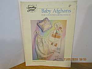 Something Special Cross Stitch Book Baby Afghans #45