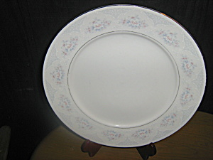 Silverie Fine China Sapphire Salad Plate