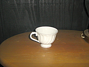 Syracuse Silhouette Debonair Coffee/tea Cup