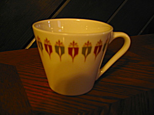 Syracuse Syralite Captain's Table Coffee Cup