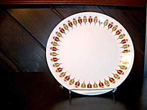 Syracuse China Captain's Table Salad Plate