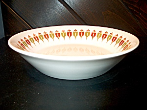 Syracuse China Captain's Table Soup Bowl