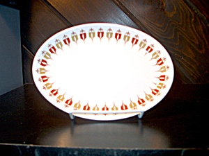 Syracuse China Captain's Table Relish Tray