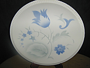 Vintage Syracuse China Shelledge Vogue Round Chop Plate