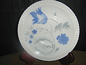 Vintagesyracuse China Shelledge Vogue Cream Soup Saucer