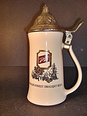 McCoy Schlitz Stein World's Finest Draught Beer (Image1)