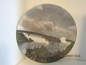 Vintage Royal Doulton Niagara Falls Plate (Image1)
