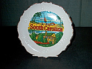 Collector State/souvenir Plate South Corolina