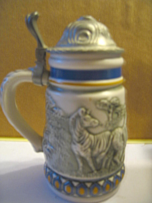 Avon Endangered Species Zebra Stein