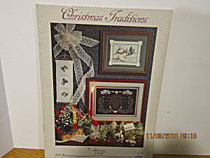 Stoney Creek Cross Stitch Christmas Traditions #b28